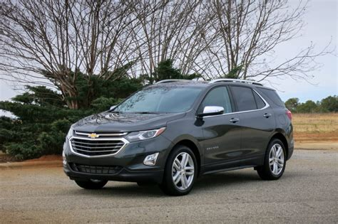 chevrolet equinox 2018 chevrolet equinox our review cars com