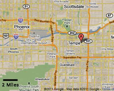 Tempe Arizona Map by Tempe Map Related Keywords Amp Suggestions Tempe Map Long