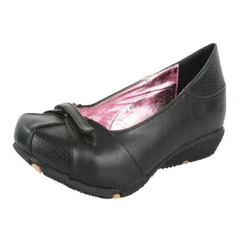 flat school shoes womens work shoes flat black school