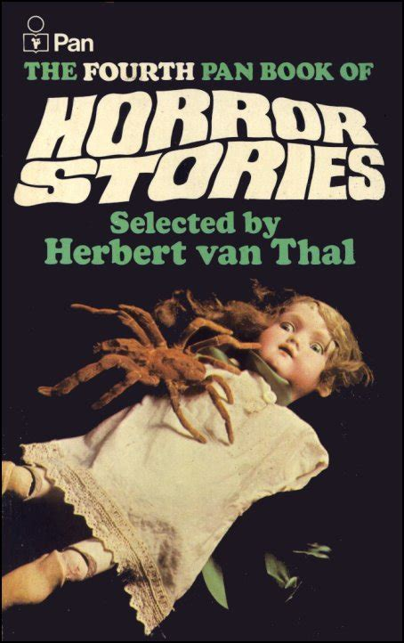 the story of pan books the pan books of horror stories