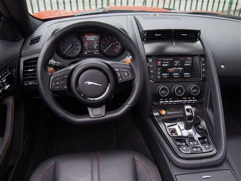 image gallery jaguar f type interior