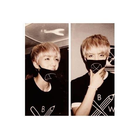 Masker Exo exo symbol mask
