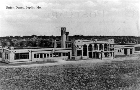 joplin missouri depot the frisco a look back at the