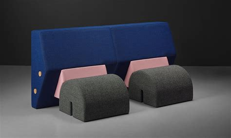 keystone chair in raf simons for kvadrat fabric selectism