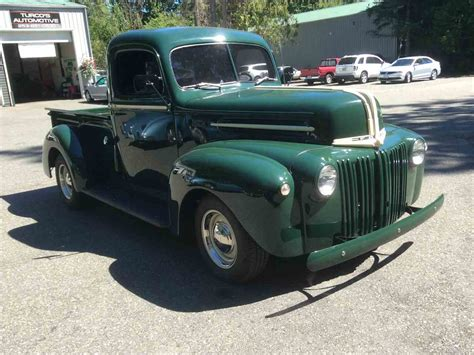 1946 ford truck for sale 1946 ford 1 2 ton for sale classiccars cc