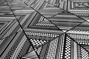 graphic tile tiles 187 retail design blog