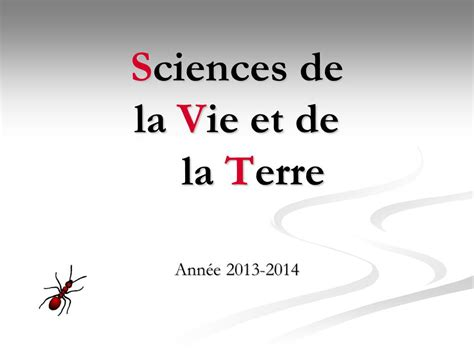 sciences de la vie sciences de la vie et de la terre ppt video online t 233 l 233 charger