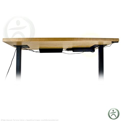 sit stand desk wood shop uplift 700 solid wood electric sit stand desks