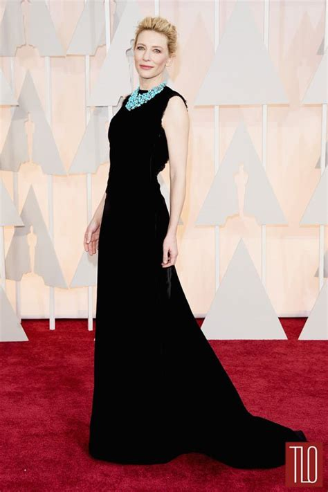 Oscars Carpet Cate Blanchett by Cate Blanchett In Maison Martin Margiela At The Oscars