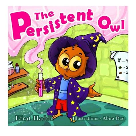 owl picture book children s books quot the persistent owl quot illustrated