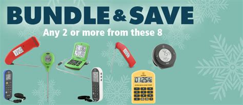 Sale Bundle 32 thermoworks bundle save sale save up to 32 homebrew finds