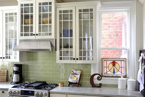 subway tiles backsplash kitchen traditional with none green glass subway tile backsplash kitchen traditional
