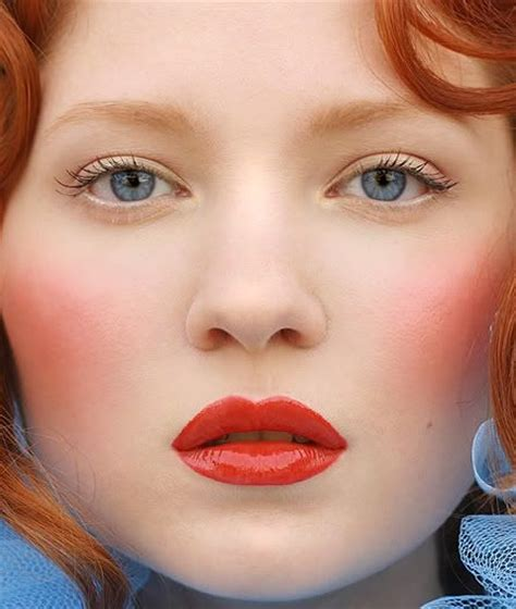 tutorial makeup ginger 97 best for redheads color carrot images on pinterest