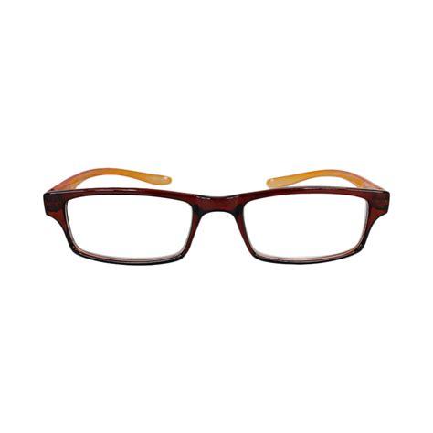 Kacamata Coklat jual smart reader kacamata baca coklat harga