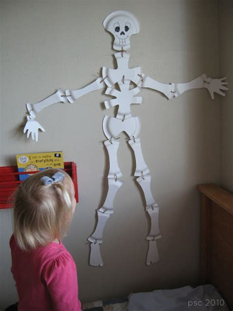 pattern for paper plate skeleton paper plate crafts a fun and creative activity for kids