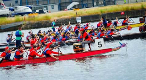 iph joins dragon boat race london 2015 iph insurance - Dragon Boat Racing London