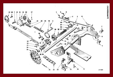 farmall a parts diagram farmall 100 parts diagram farmall free engine image for