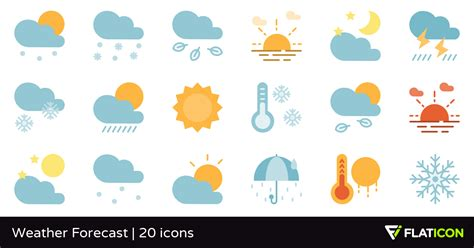 weather pattern image weather forecast 20 free icons svg eps psd png files