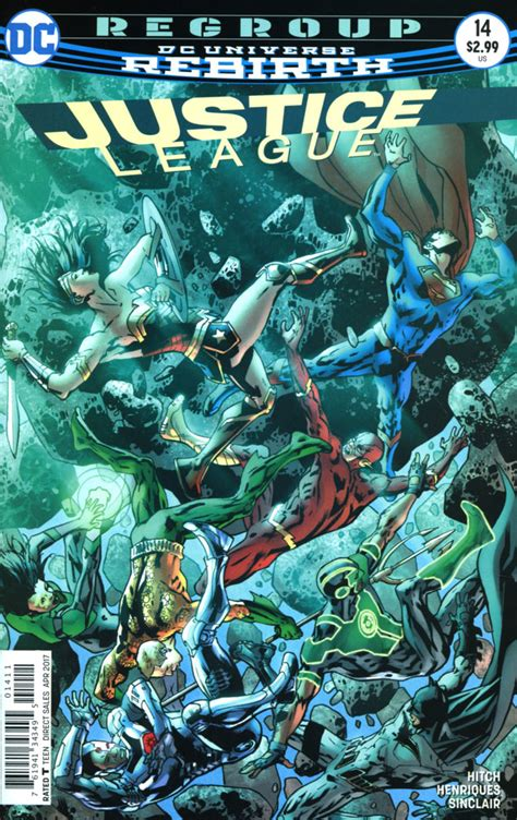 Dc Comics Justice League 14 April 2017 superman homepage