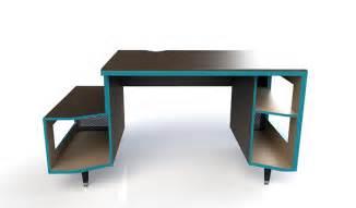 paragon gaming desk desk design and prototyping on behance
