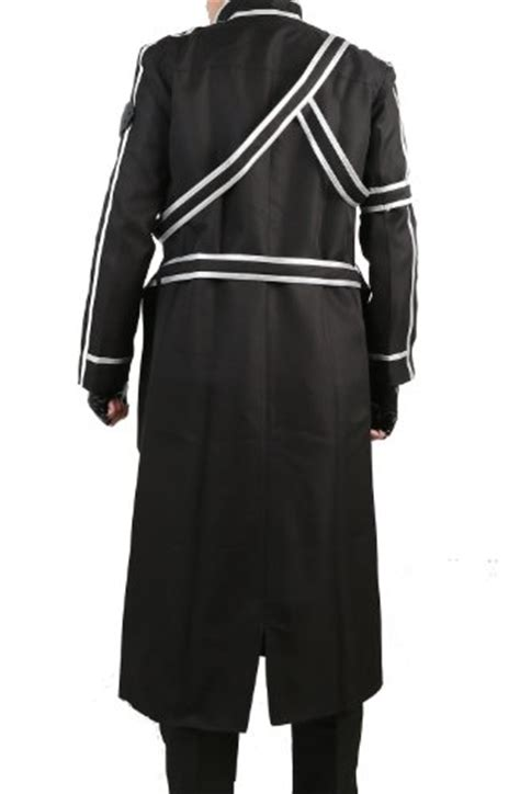 Jubah Jaket Sword Sao sao kirito jacket coat costume suit for sword version buy in