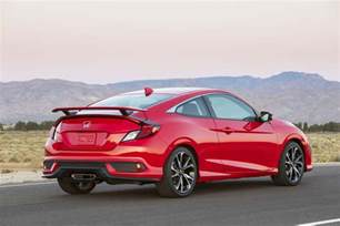 2017 honda civic si drive a return to the origins of the si badge motor trend