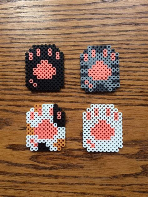 cat perler bead pattern 3409 best perlers images on