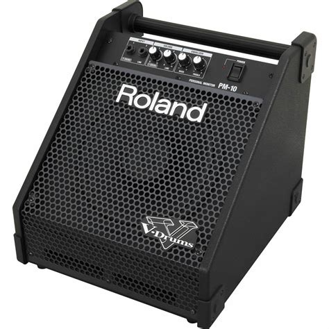 Monitor Roland roland pm 10 monitor roland electronic drums drum and
