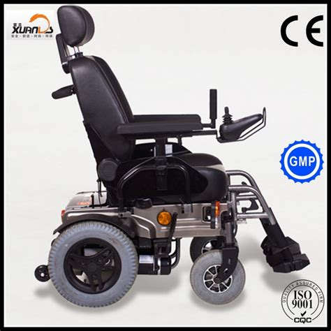Motor Power Electric by Electric Brushless Motor Power Wheelchair With Lithium