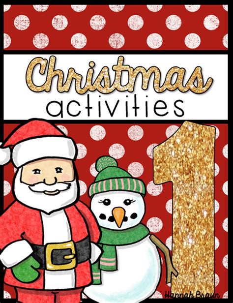 christmas games for the classroom activities the classroom key