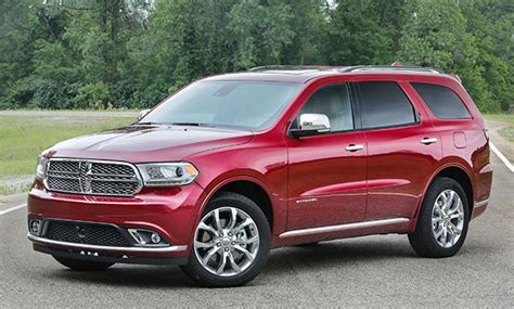 2016 Dodge Durango V8 by 2016 Dodge Durango Review