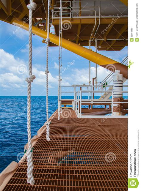 swing rope transfer swing rope at boat landing stock image image of dirty