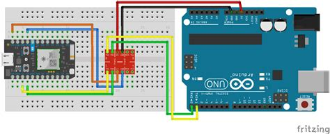 alimentatore arduino uno spark 3 3v to arduino 5v serial communication