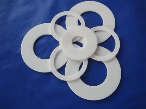 Gasket Teflon ptfe gasket fluorine products co ltd