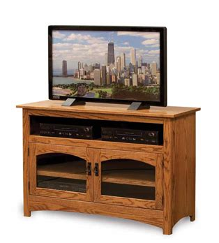amish mission rustic tv stand plasma flat screen cabinet mission 046 49 quot tv stand amish furniture factory amish
