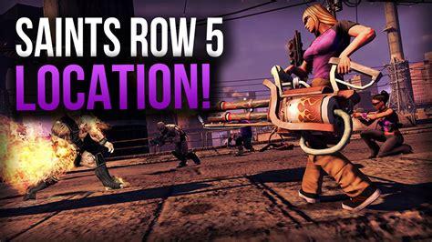 Saints Row 5 | saints row 5 more realistic similar to saints row 2