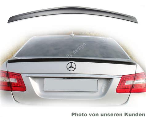 Heckspoiler Lackieren Preis by Mercedes Heckspoiler Heckfl 220 Gel E W212 Lackiert