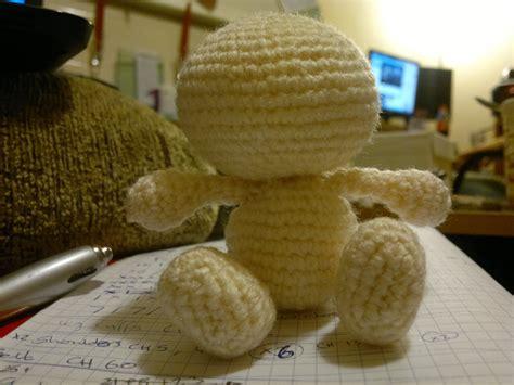 amigurumi human pattern basic amigurumi human base free pattern amiguruthi