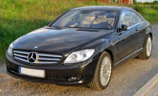 Images Of A Mercedes File Mercedes Cl 500 20090518 Front Jpg Wikimedia Commons