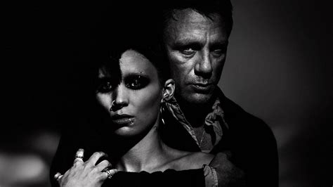 the girl with the dragon tattoo cast the with the 2011 review by that