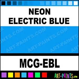 neon electric blue glitter body face paints mcg ebl