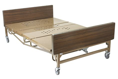 Drive Medical Full Electric Super Heavy Duty Bariatric Hospital Bed Frame
