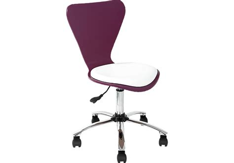 purple desk starburst purple desk chair gift items