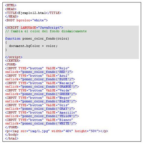 visor de imagenes html javascript ejemplos pr 225 cticos de javascript ii observatorio