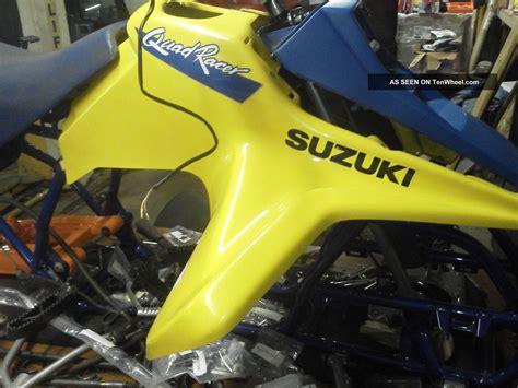Suzuki Lt250r Specs 1986 Suzuki Lt250r