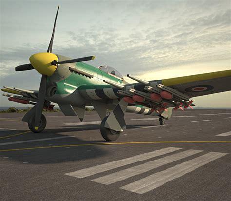 Typhoon 3d Model