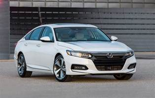 2018 honda accord with new style powertrain options as