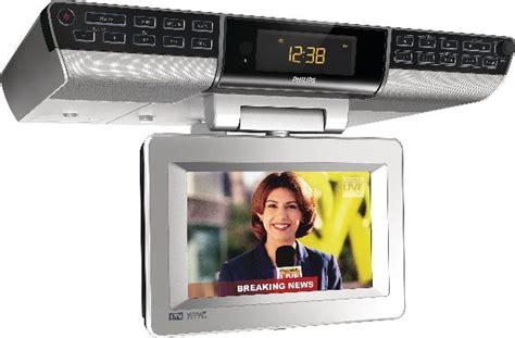 Under Cabinet Kitchen Radios by Small Under Cabinet Tv Whereibuyit Com