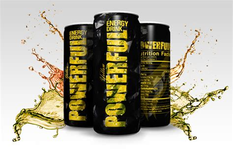 energy drink yellow powerful energy drinks blue yellow mojito by