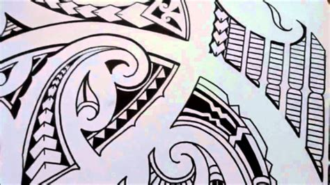 how to design a polynesian tattoo how to sketch a tribal polynesian maori shoulder